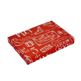 Kartonnen brievenbusdoosjes Sinterklaas