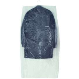 Plastic kledinghoezen
