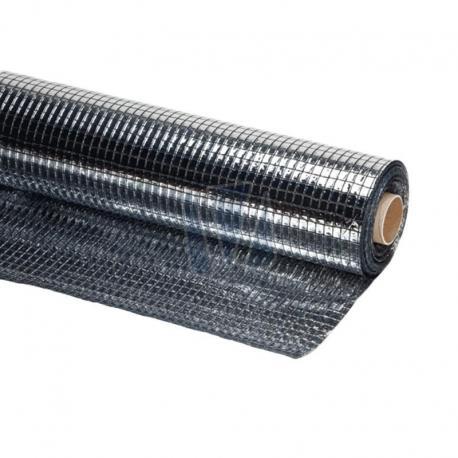 Dampremmende aluminiumfolie gewapend op rol