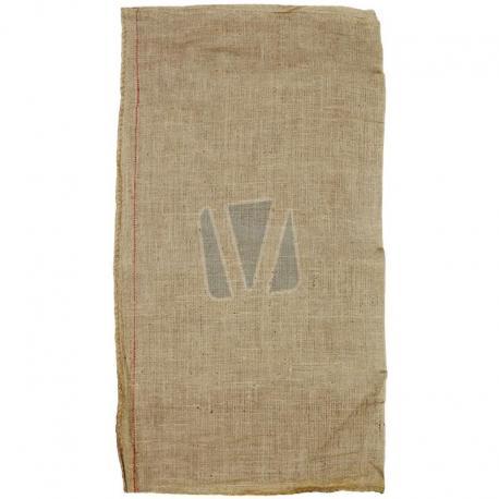 Jute zakken zonder sluitkoord 50 x 105 cm (per stuk)