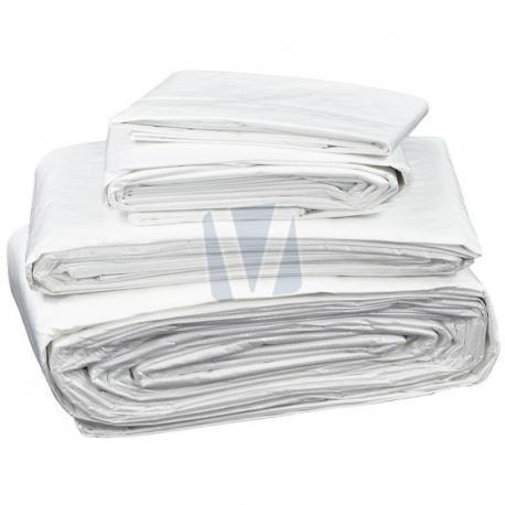 Afdekzeil wit zwaar (150gr/m²)