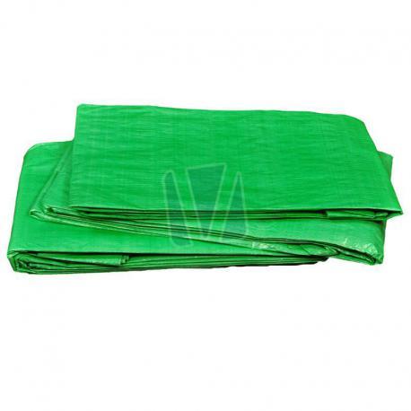 Afdekzeil groen budget (75gr/m²)