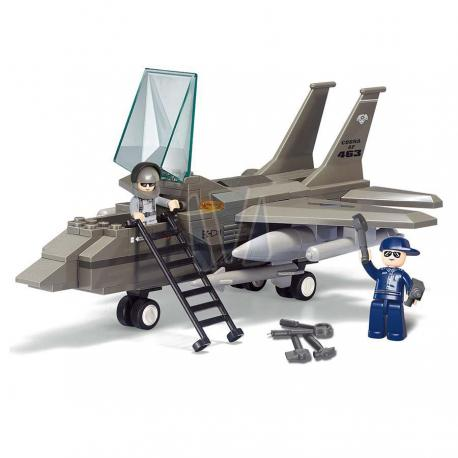 Sluban army jet fighter