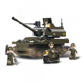 Sluban Army K9 thunder M38-B9800