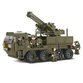 Sluban Army heavy transport M38-B0302