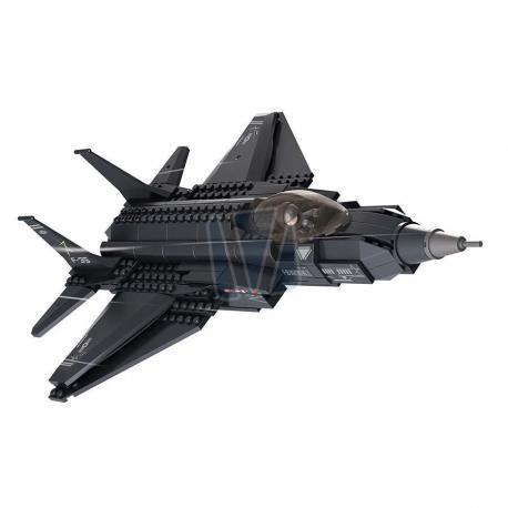 Sluban army lightning II fighter aircraft