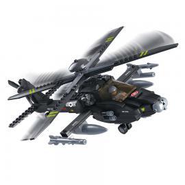 Sluban Army apache helicopter M38-B0511