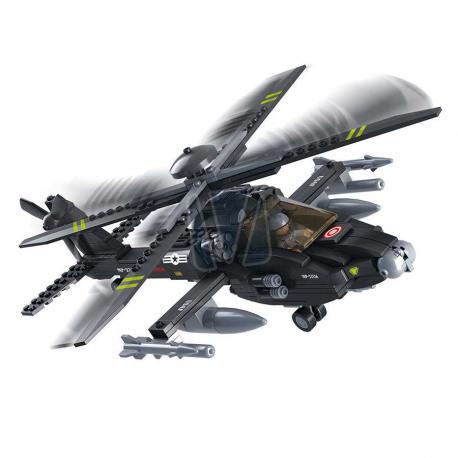 Sluban army apache helicopter