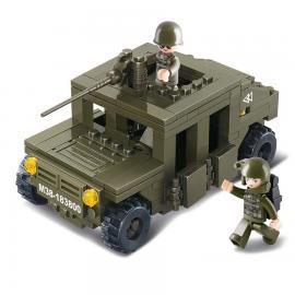 Sluban Army armoured car M38-B0297
