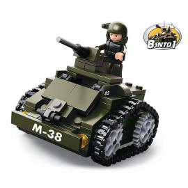 Sluban Army armoured car M38-B0587C