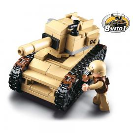 Sluban Army tank M38-B0587B