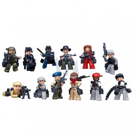 Sluban Police Cops & Robbers M38-B0585