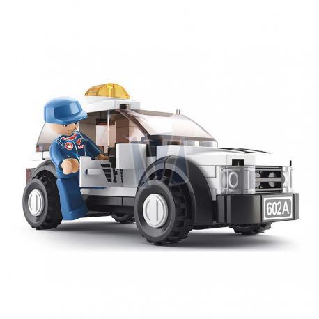 Sluban Formule 1 safety car