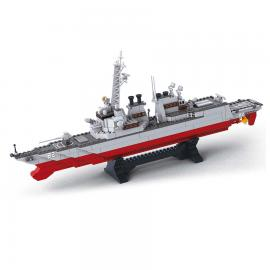 Sluban Boats destroyer M38-B0390