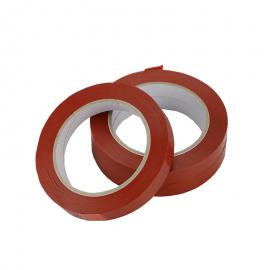 Plastic strapping tape