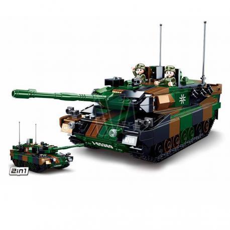 Sluban German main battle tank M38-B0839