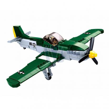 Sluban WWII American fighter M38-B0857