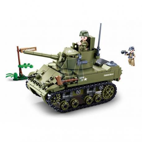 Sluban Allied light tank M38-B0856