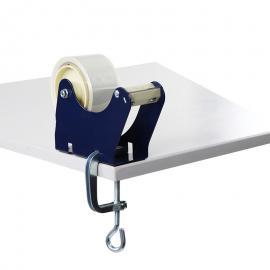 Tapedispenser tafelmodel met klem