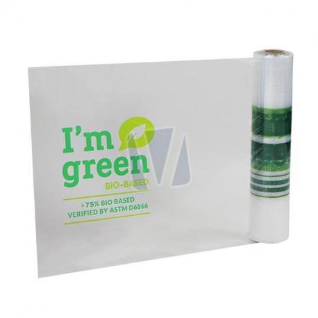 Biobased handwikkel folie