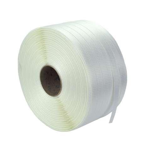 Polyesterband geweven (per rol)