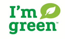 I Am Green Logo