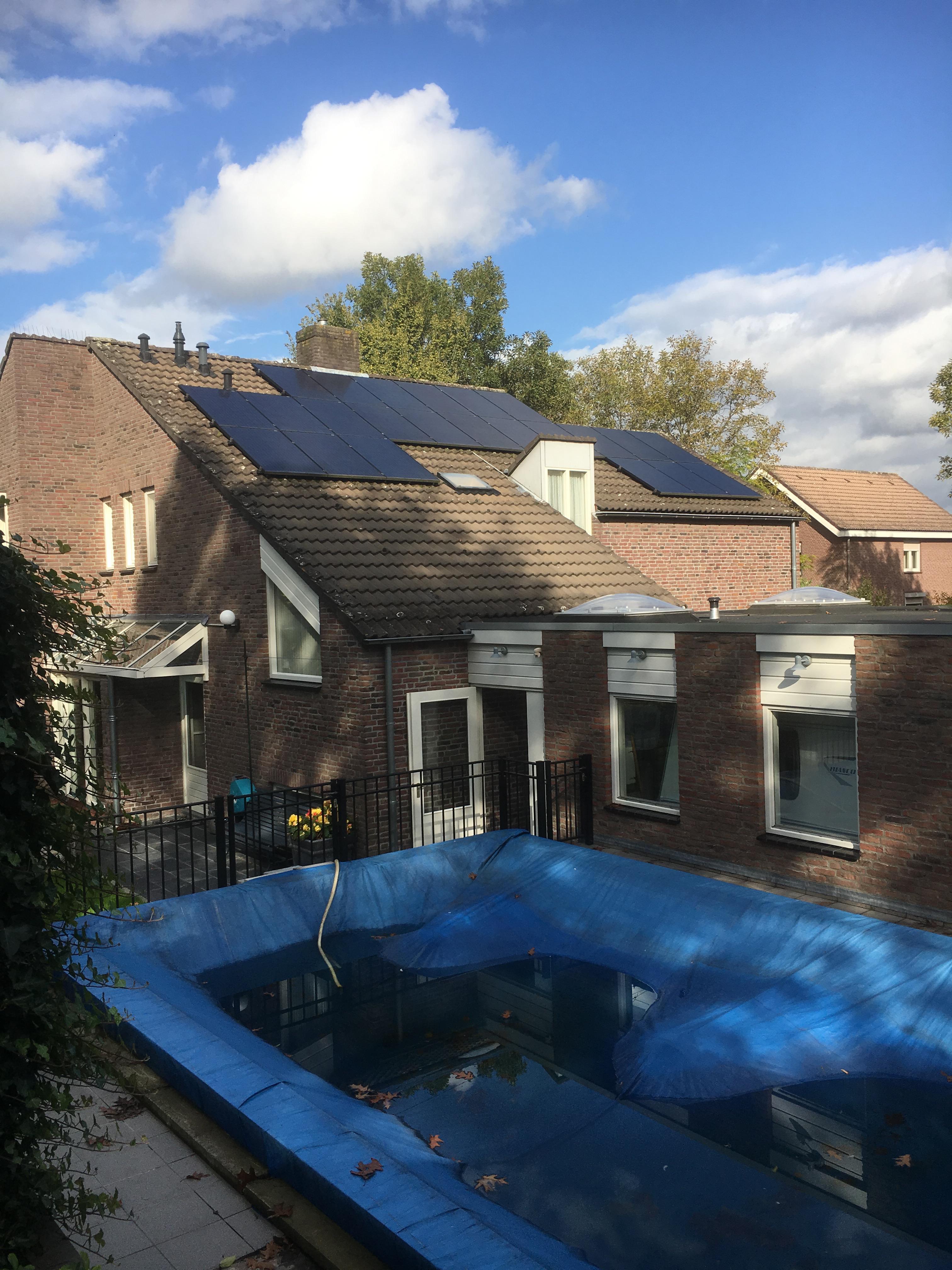 Afdekzeil blauw standaard (150gr/m²) gebruik: Afdekzeil blauw standaard (150gr/m²)